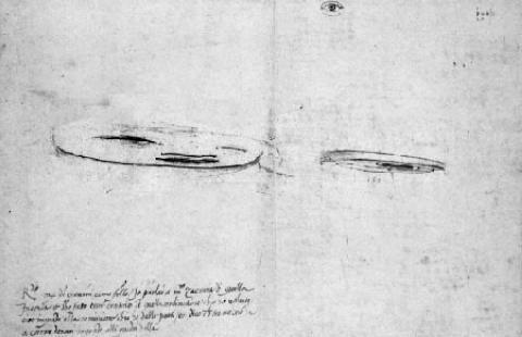 Anamorphose Technique la première anamorphose, avant léonard de vinci.